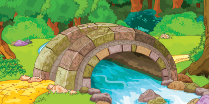 Troll Bridge from Truth About Trolls